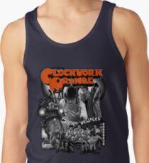 Clockwork Orange Graphic Tank Top