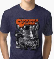 Clockwork Orange Graphic Tri-blend T-Shirt
