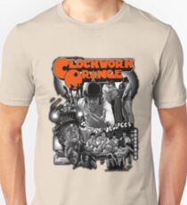 Clockwork Orange Graphic Unisex T-Shirt