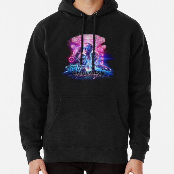 muse simulation theory Pullover Hoodie