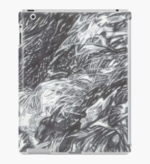 abstract landscape 1 iPad Case/Skin