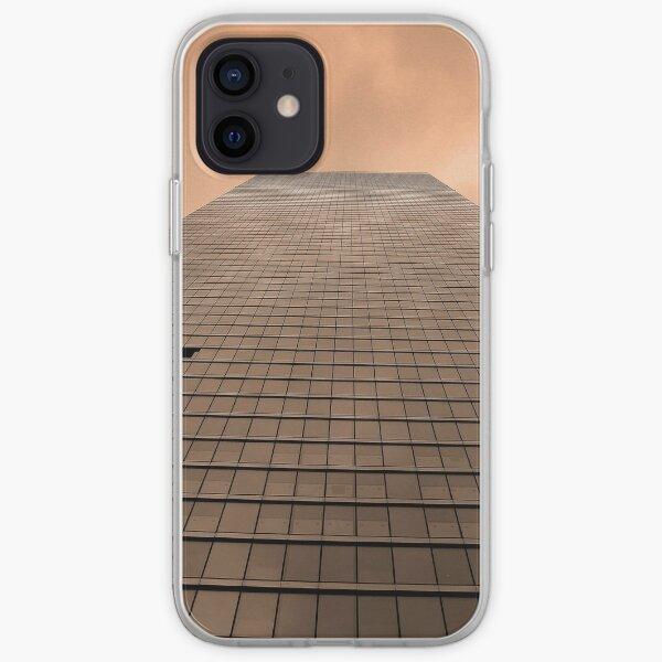 Glass sky iPhone Soft Case