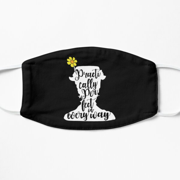 Practically Perfect Flat Mask