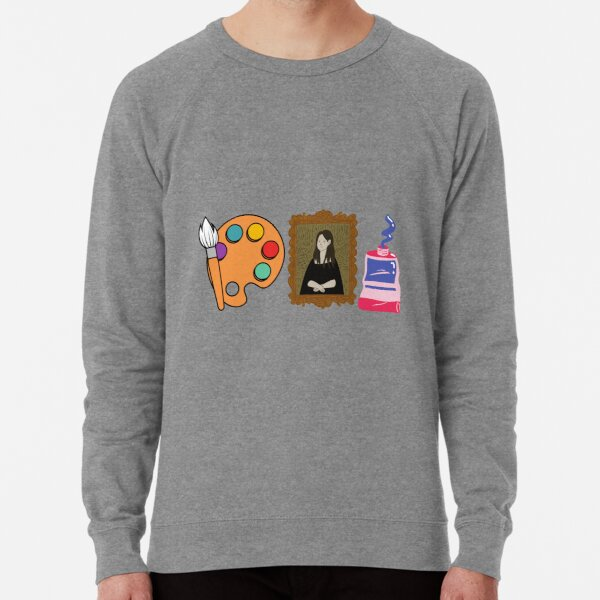 Art lovers Lightweight Sweatshirt