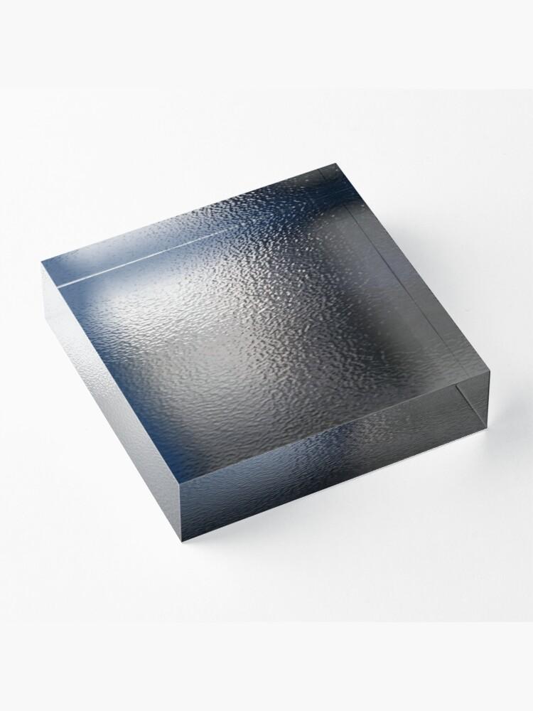 Alternate view of Glass Acrylic Block