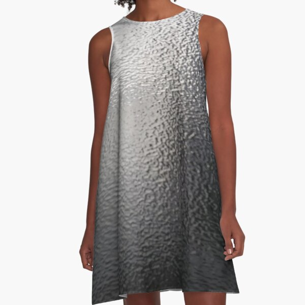 Glass A-Line Dress