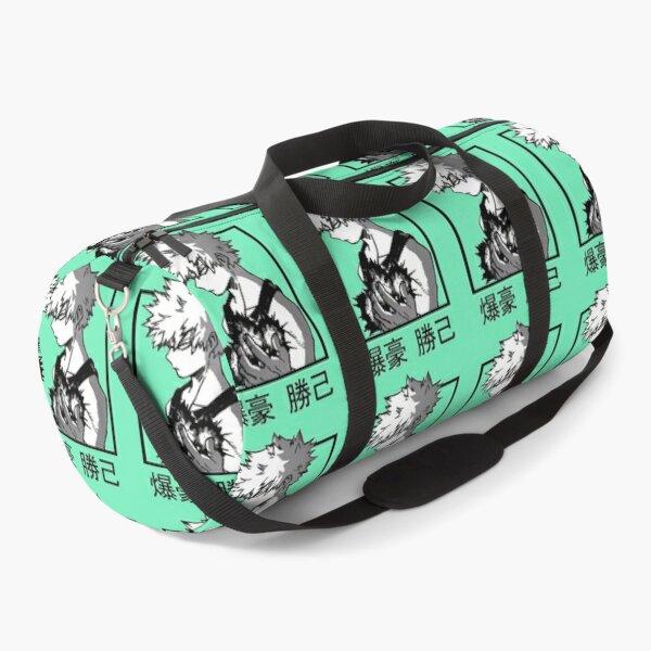 Bakugo My hero academia Duffle Bag