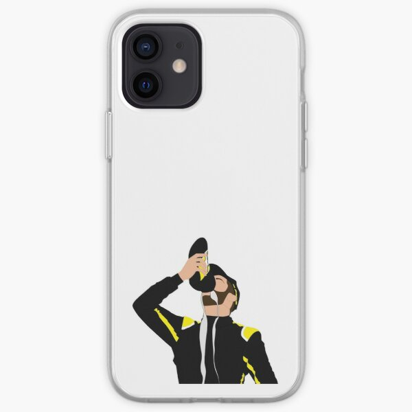 Daniel Ricciardo Shoey Imola 2020 iPhone Soft Case