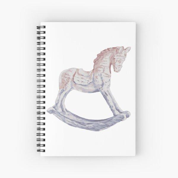 My Little Pony Rocking Horse Spiral Notebook