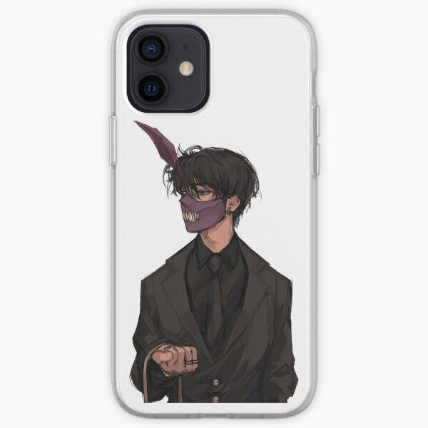 Corpse Husband Artwork iPhone Soft Case