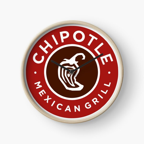 BEST TO BUY - Chipotle Mexican Grill Clock