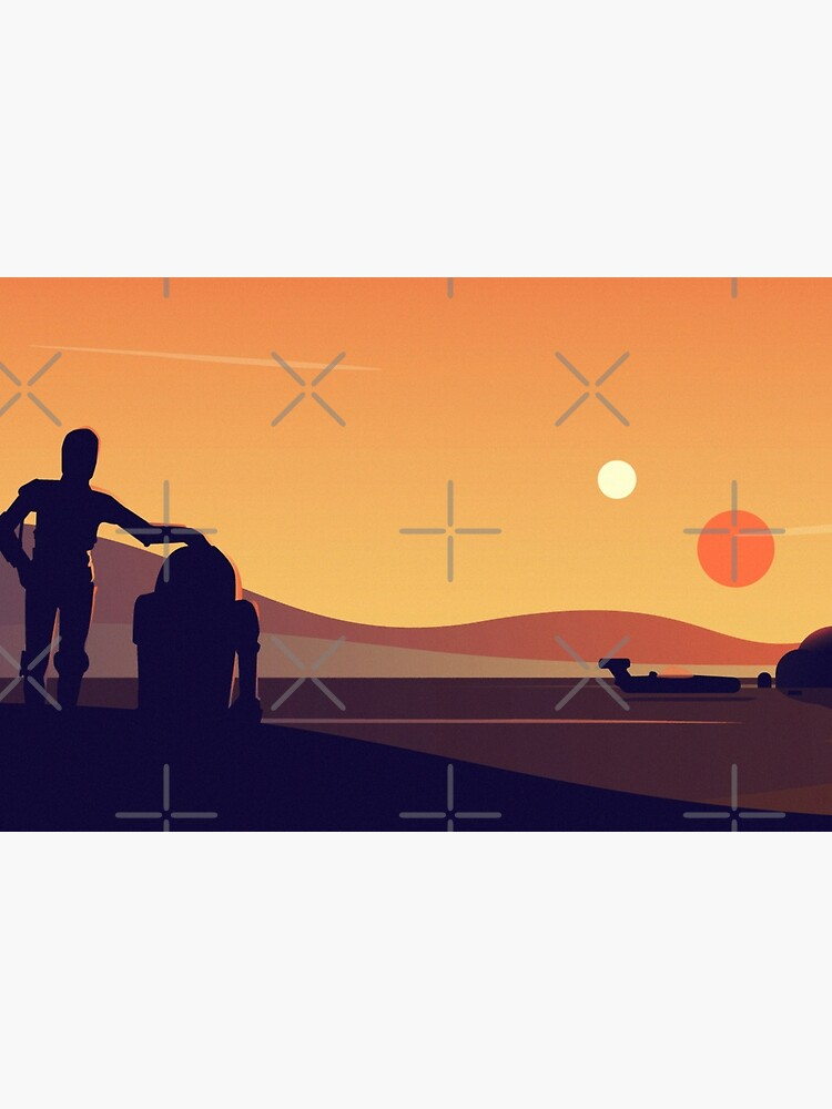 Tatooine Sunset by hillarymoore06