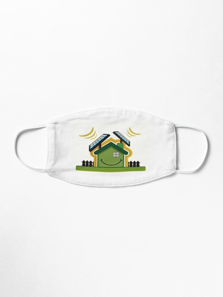 Alternate view of South GA Solar Power Products Mask
