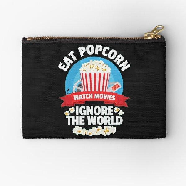 Popcorn 2 Zipper Pouch