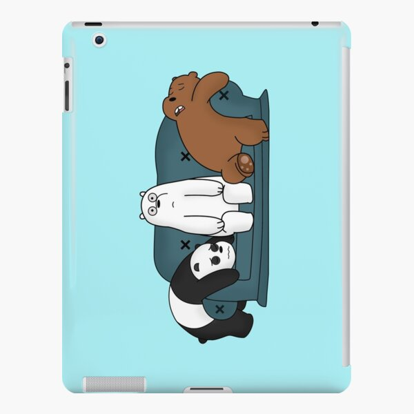 We bare bears - tired iPad Snap Case
