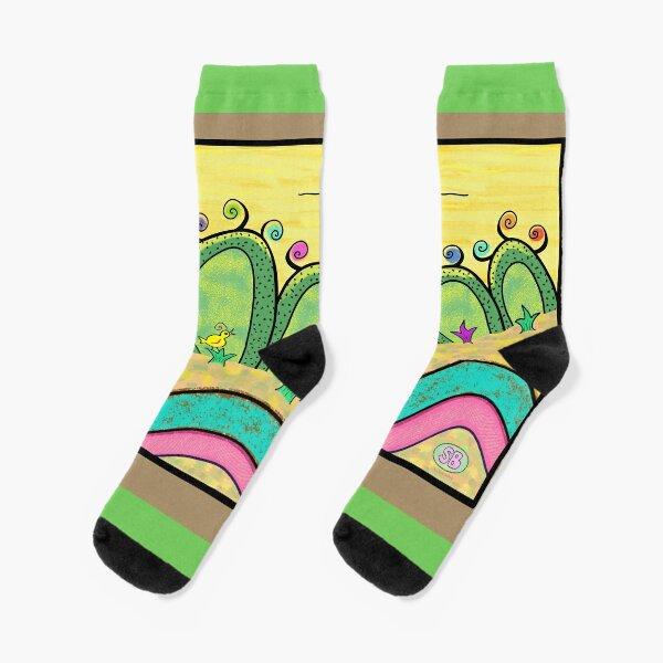 Blooming Ladies Socks