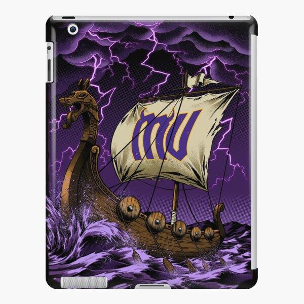 Minnesota Vikings Fans - Stormy Sea-son iPad Snap Case