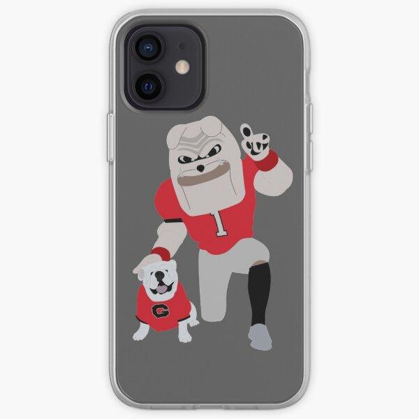 UGA Mascots iPhone Soft Case