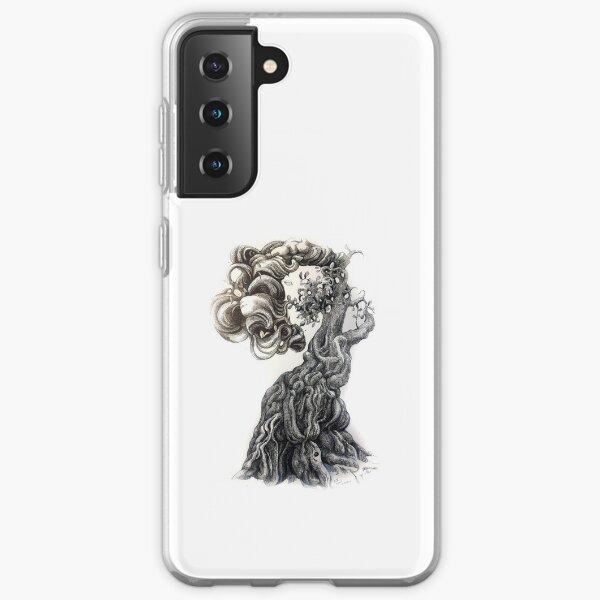 tree nov 2020 Samsung Galaxy Soft Case