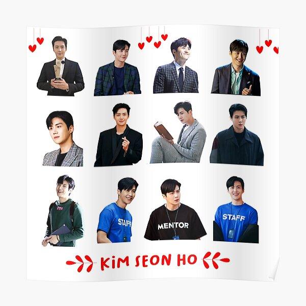 Démarrage de Kim Seon Ho (Han Ji Pyeong) (스타트 업) Kdrama Poster