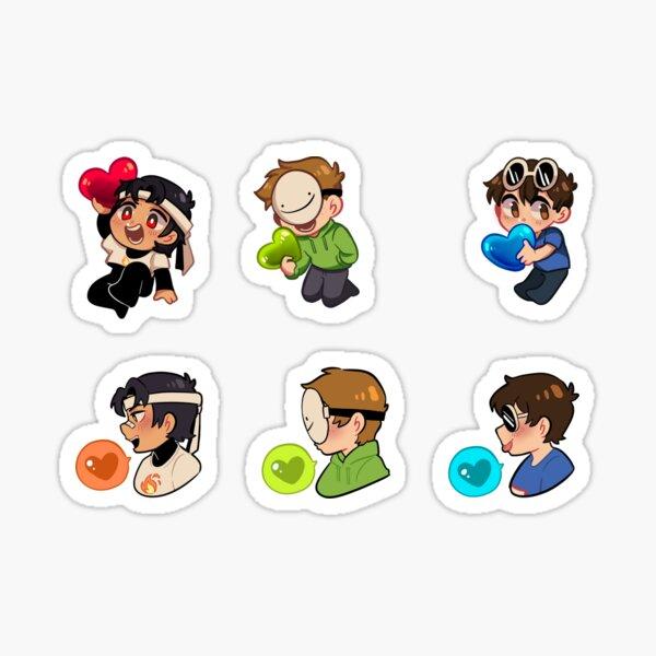 Dreamteam stickers Sticker