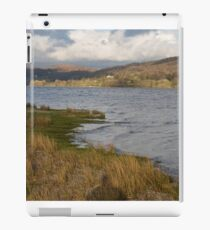 LAKE VIEW iPad Case/Skin