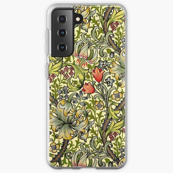 William Morris Golden Lily Samsung Galaxy Soft Case