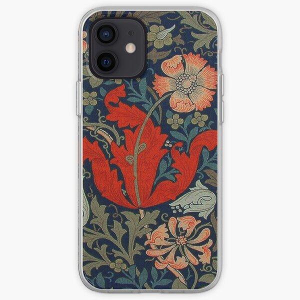 William Morris Compton iPhone Soft Case