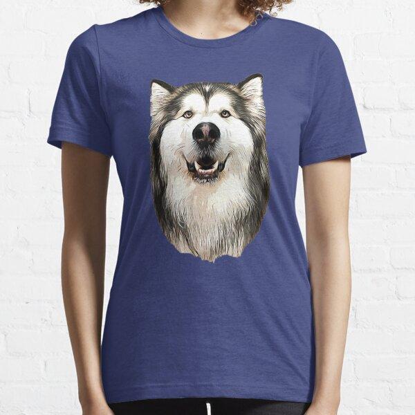 Alaskan Malamute Essential T-Shirt