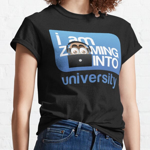 Zooming Into University Classic T-Shirt