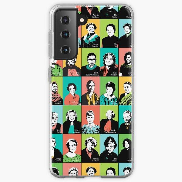 Feminist Icons Samsung Galaxy Soft Case