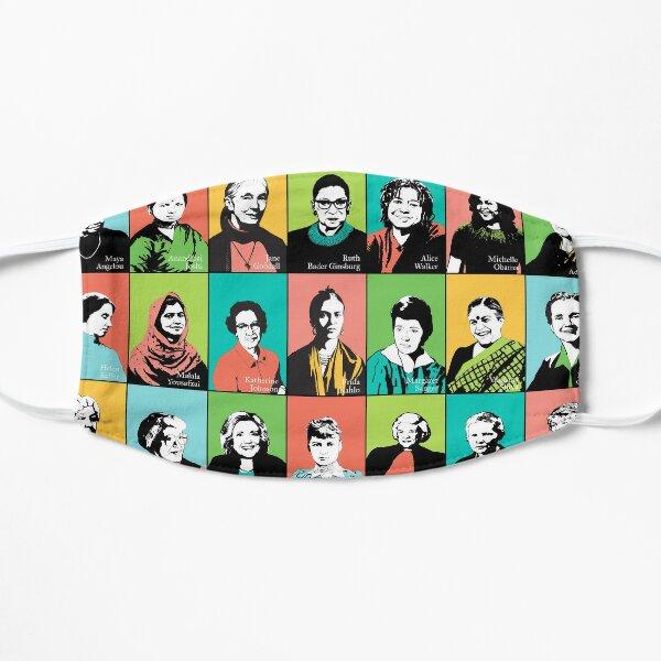 Feminist Icons Mask