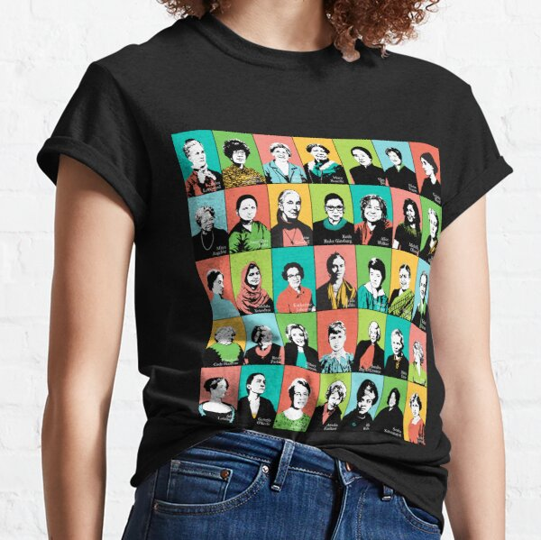 Feminist Icons Classic T-Shirt