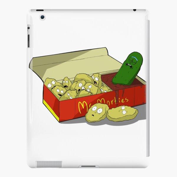 McMorties iPad – Leichte Hülle