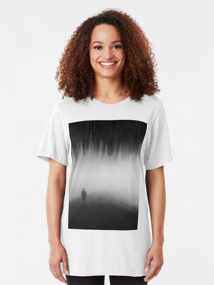 Alternate view of A Dream Wanderer Slim Fit T-Shirt