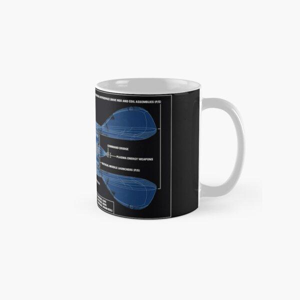 RENEGADE MERCHANT — SPEC SHEET Classic Mug