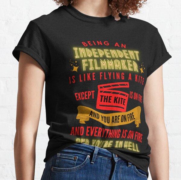 Filmmaker Hell Classic T-Shirt