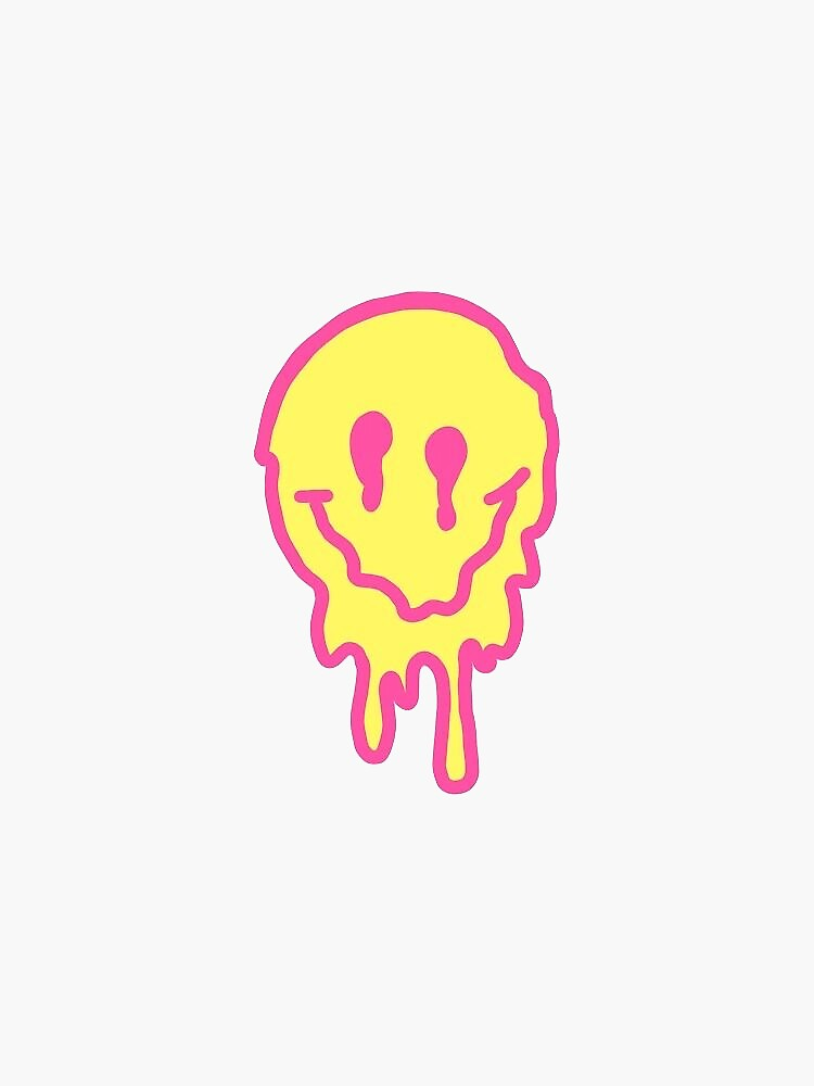 Smiley Face Melting by lcd93