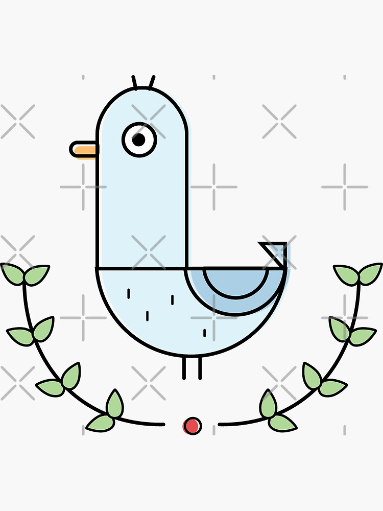 Super Fancy Bird by tofusan