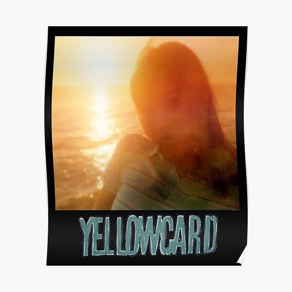 Men_s Yellowcard Ocean Avenue 34 Sleeve Raglan Baseball Poster