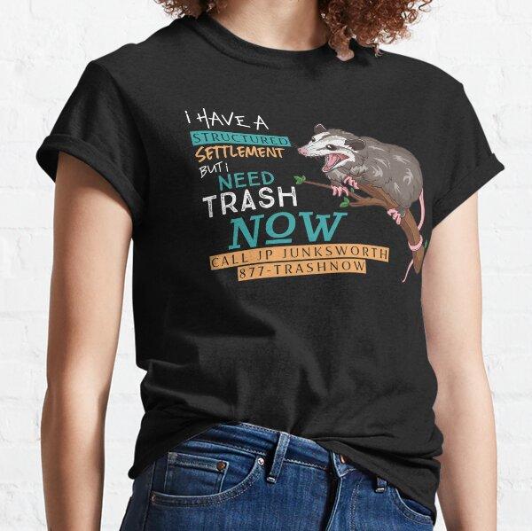 Funny Possum Meme T-shirt classique