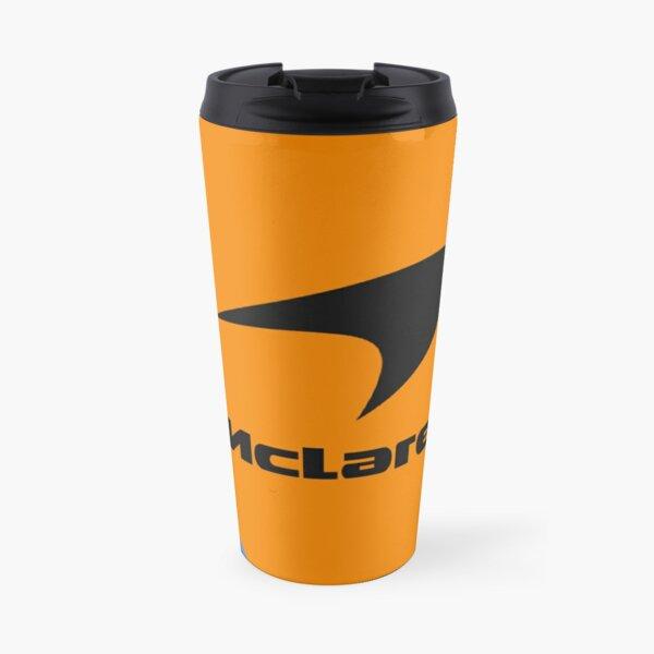 McLaren F1 logo abstract design formula 1 Travel Mug