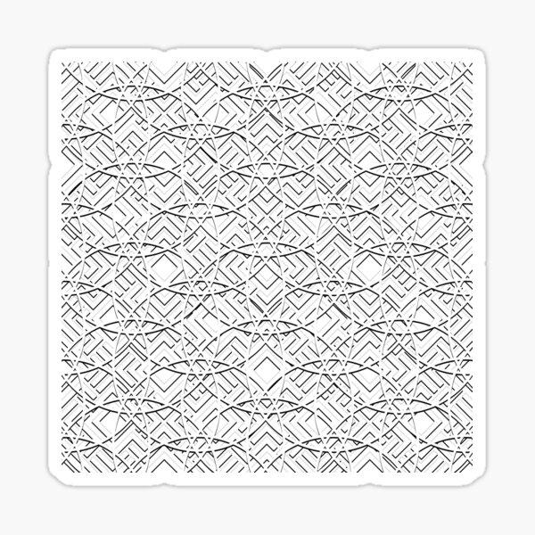 Majestic 3D Middleton Design Sticker
