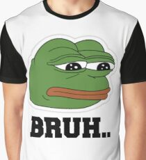 pepe the frog Graphic T-Shirt