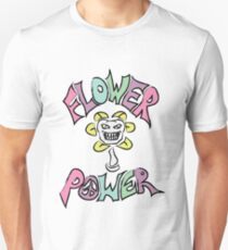 Flowe(y)r Power Unisex T-Shirt