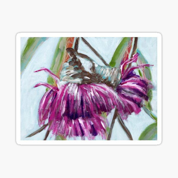 Gum Blossom 1 Sticker
