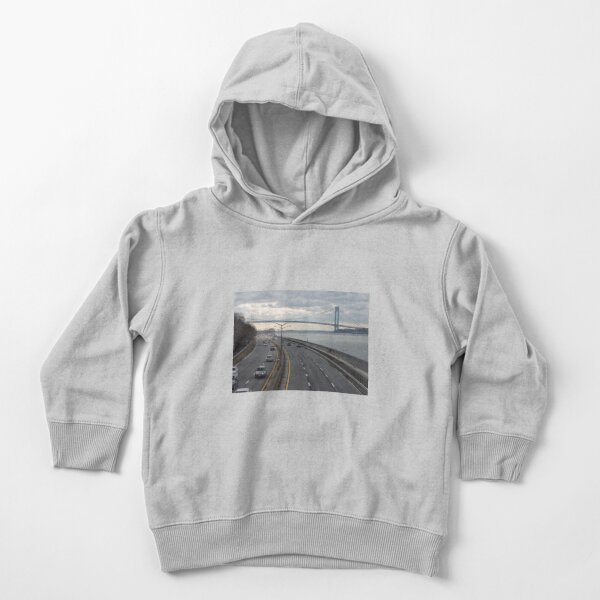Verrazano-Narrows Bridge Toddler Pullover Hoodie