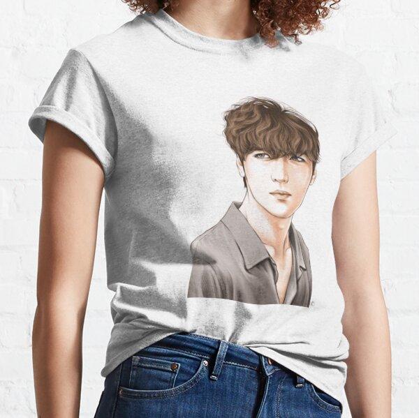 El guapo Lee Min Ho Camiseta clásica