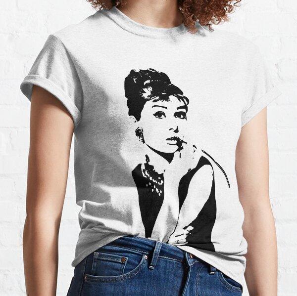 Audrey Hepburn - an icon Classic T-Shirt