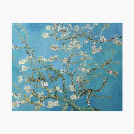 1890-Vincent van Gogh-Almond blossom-73.5x92 Art Board Print